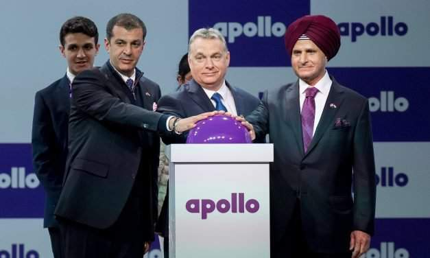 Apollo Tyres: The world's most advanced tire plant to start production in Hungary