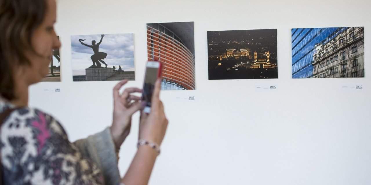 Budapest-Ankara exhibition opens in Várkert Bazár