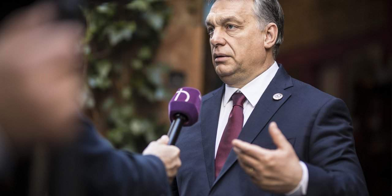 Orbán: Hungary, US governments to discuss CEU issue