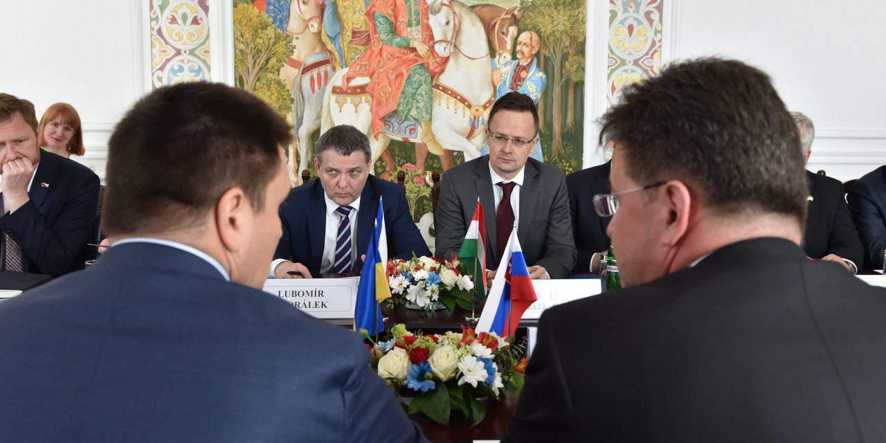 Hungary expects Ukraine to guarantee Hungarian minority rights