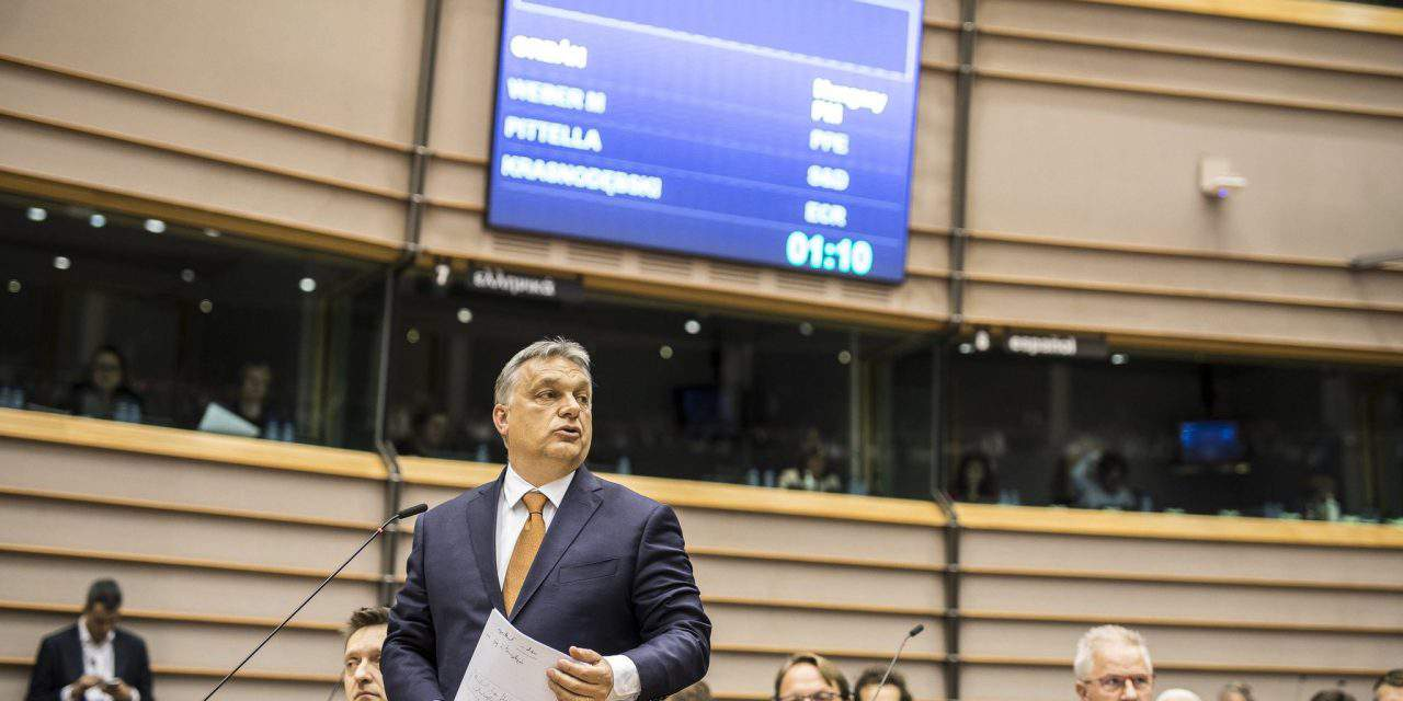 CEU refutes Orbán's remarks at EP