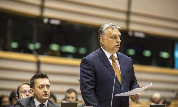 Record 44 percent would re-elect Orbán