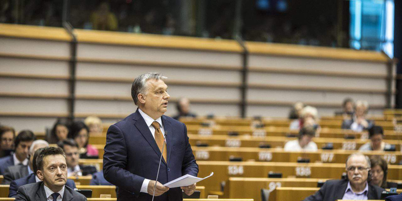Opposition parties slam Orbán for Brussels remarks