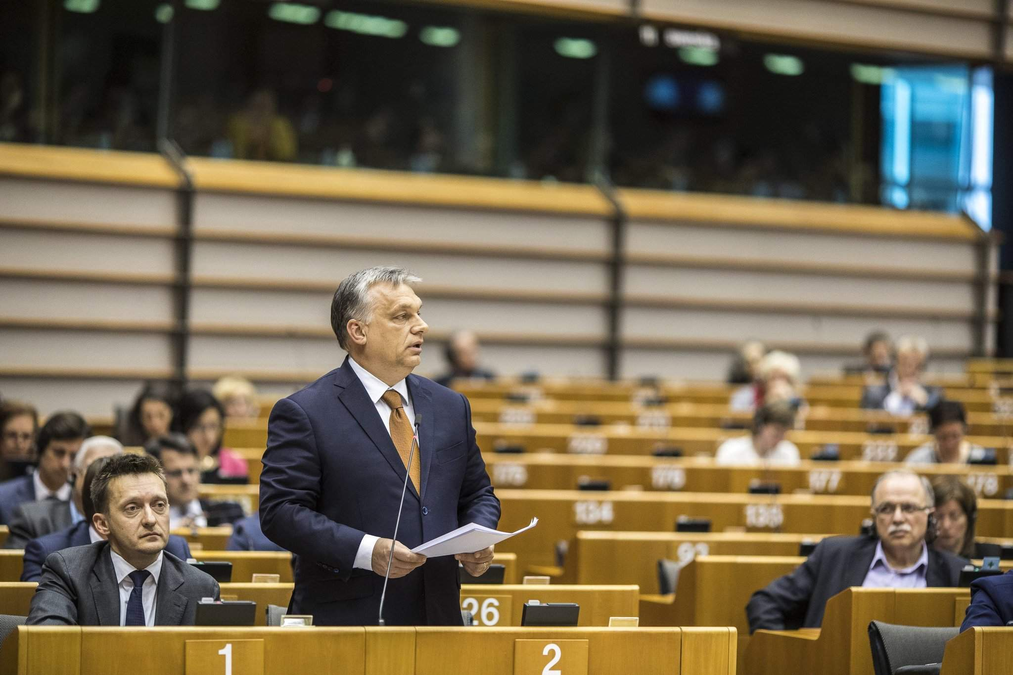 Opposition parties slam Orbán for Brussels remarks – Daily News Hungary