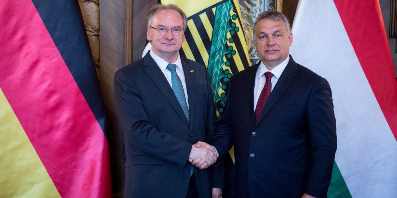 Hungary, eastern Europe vital to EU, says Saxony-Anhalt PM in Budapest