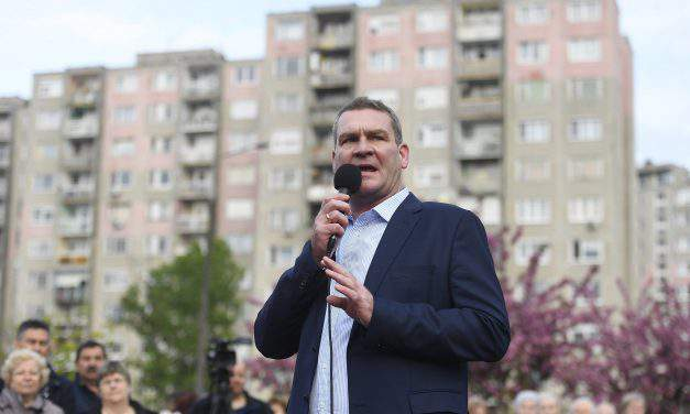Socialist PM candidate Botka says opposition must win back people's trust