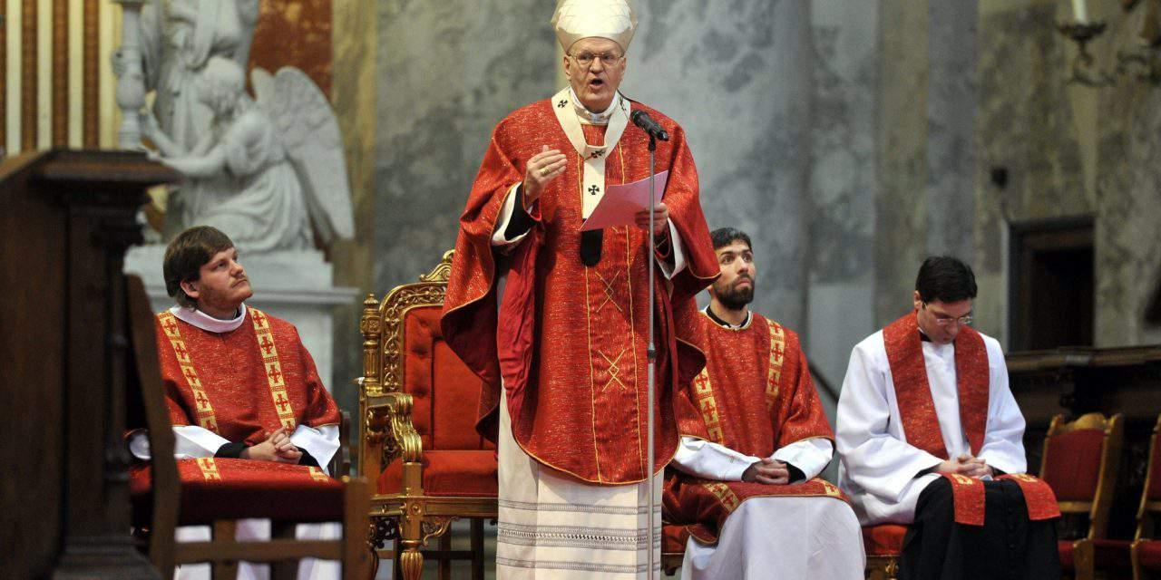 Cardinal Erdő sends Easter message