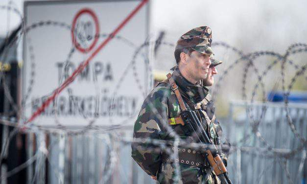Commission on legal border barrier begins work in Hungary