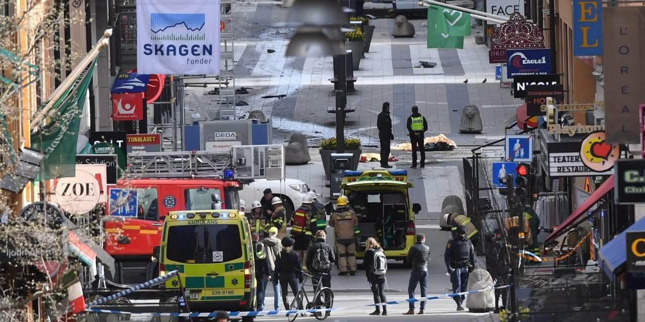 Hungarian leaders condole on Stockholm attack