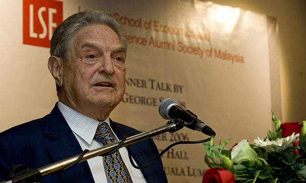 Jobbik presses charges against George Soros