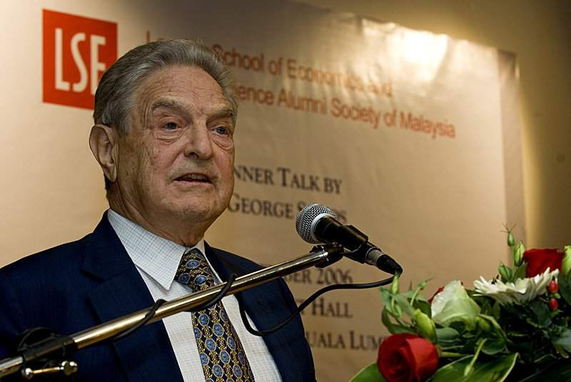 Jobbik: How many Fidesz leaders got money from George Soros?