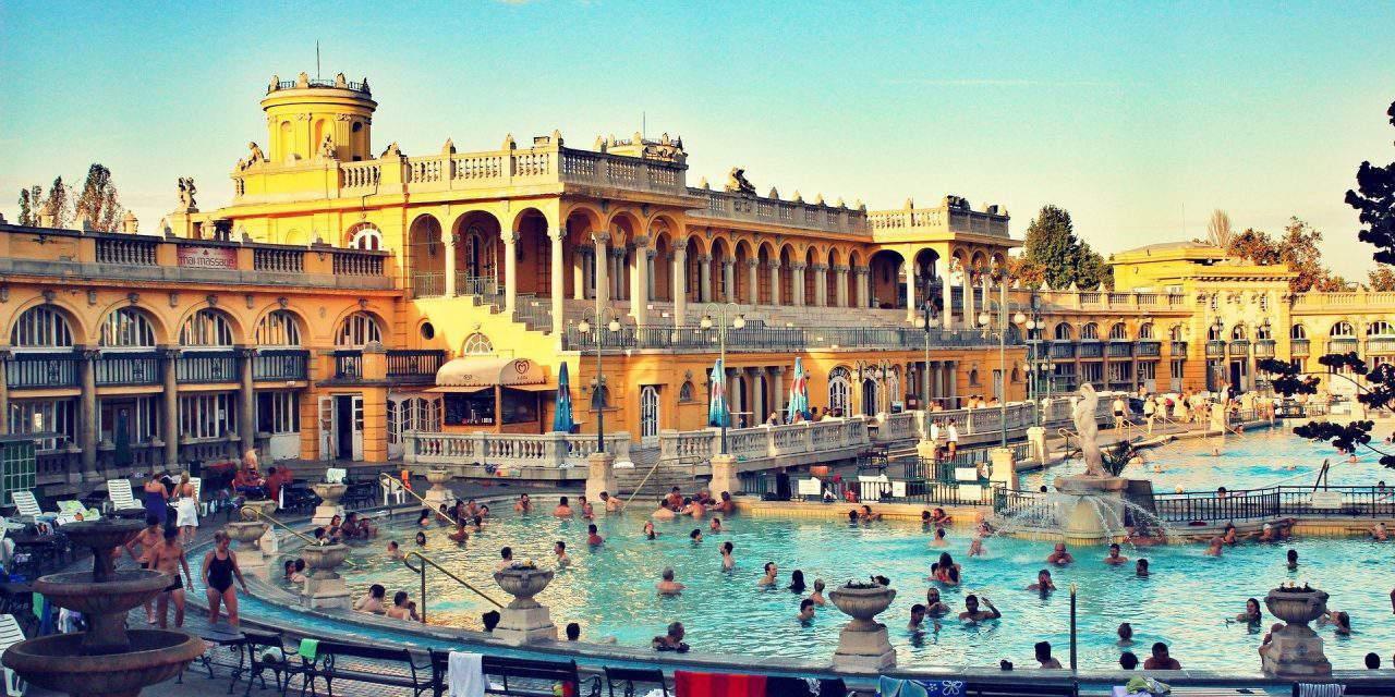 Image result for budapest thermal baths