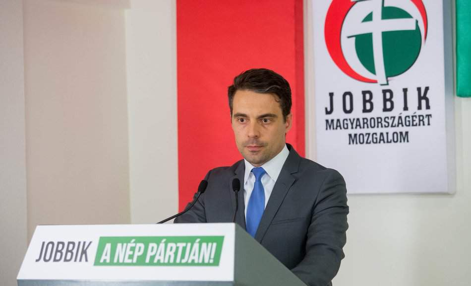 Jobbik to submit bill on transparency of foreign support for politicians