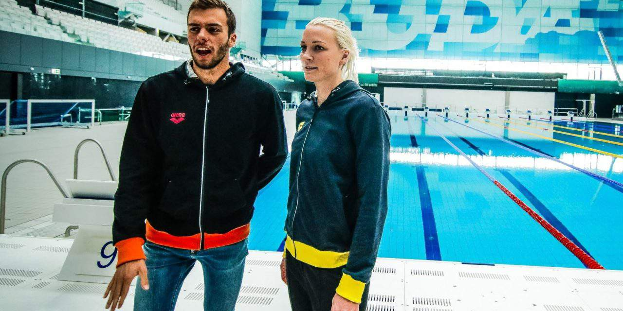 FINA – Budapest2017: Danube Arena welcomed Olympic and world champion guests – VIDEOS