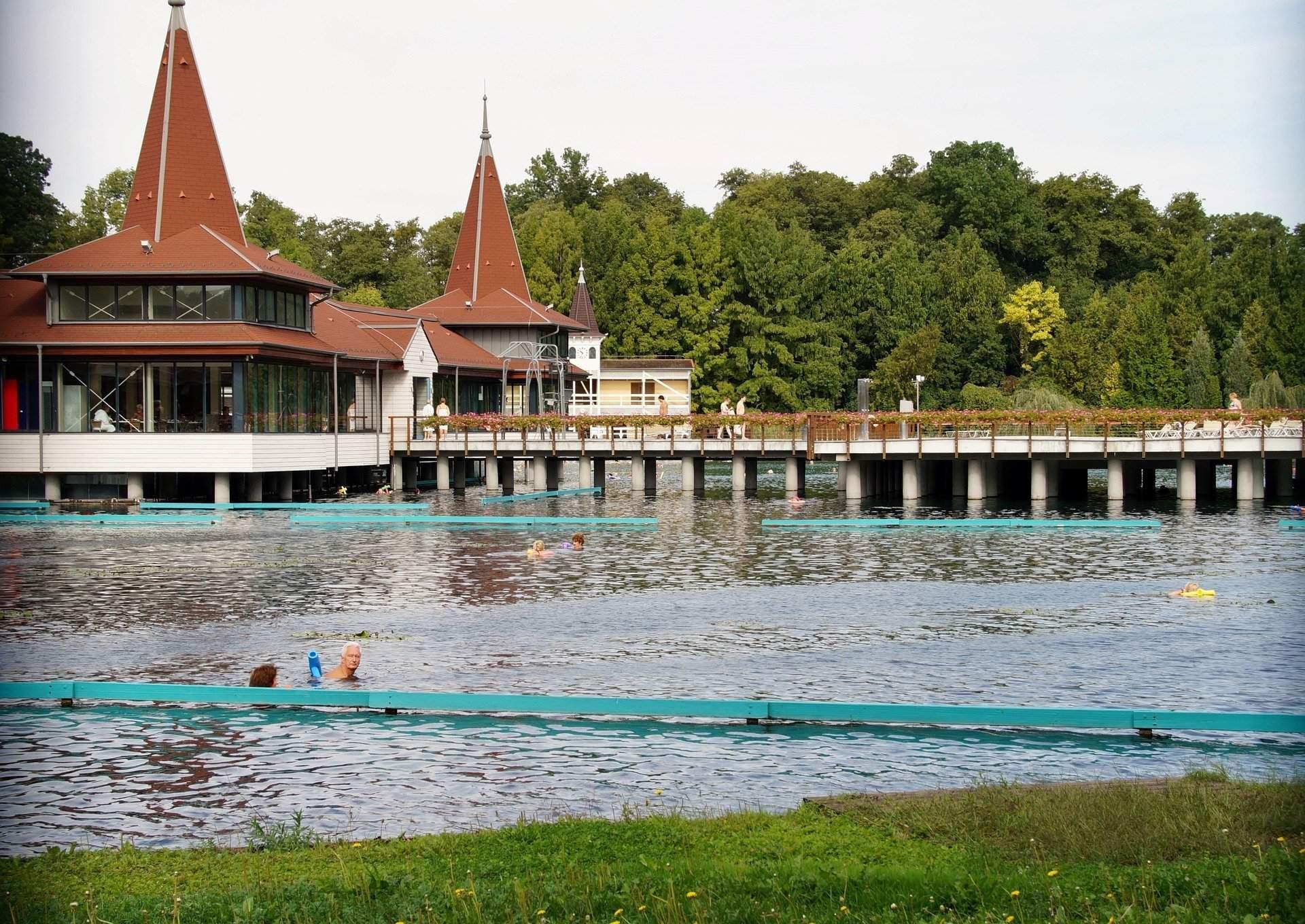 Four Hungarian Spas Receive Europespa Med Certificate
