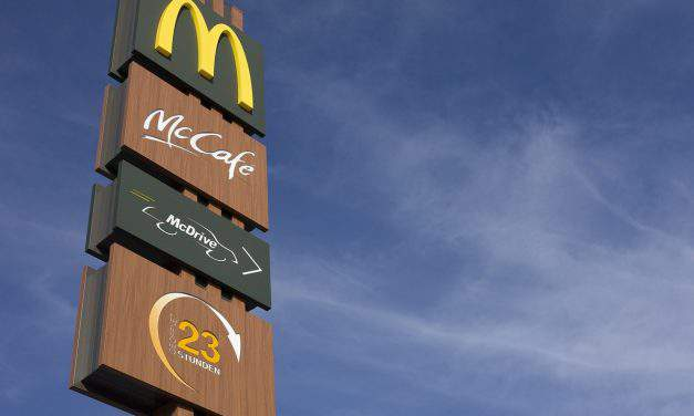 This is how the first McDonald's was opened in Hungary during communism