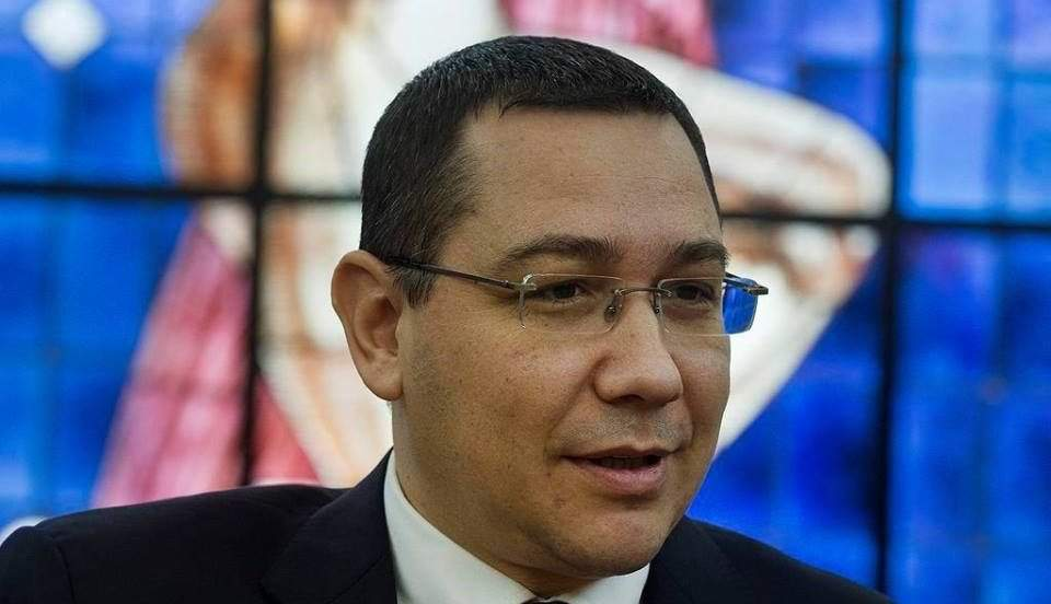 Parallel systems of power at work in post-1989 democracies, says Romanian PM Ponta