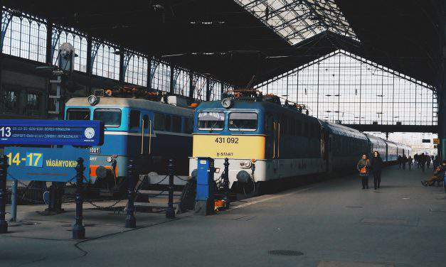 Heated trains in the summer, only in Hungary