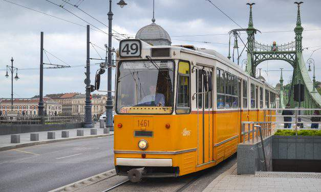 5 tips on how to get the best out of Budapest public transport