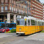 Would you like to buy a tram? Good news, you can do it in Budapest!