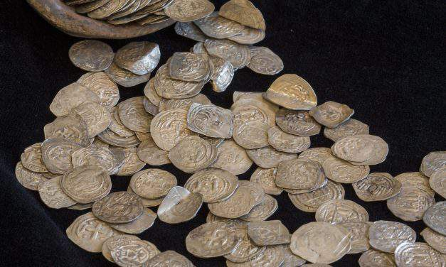 Big treasure-trove found in Hungary