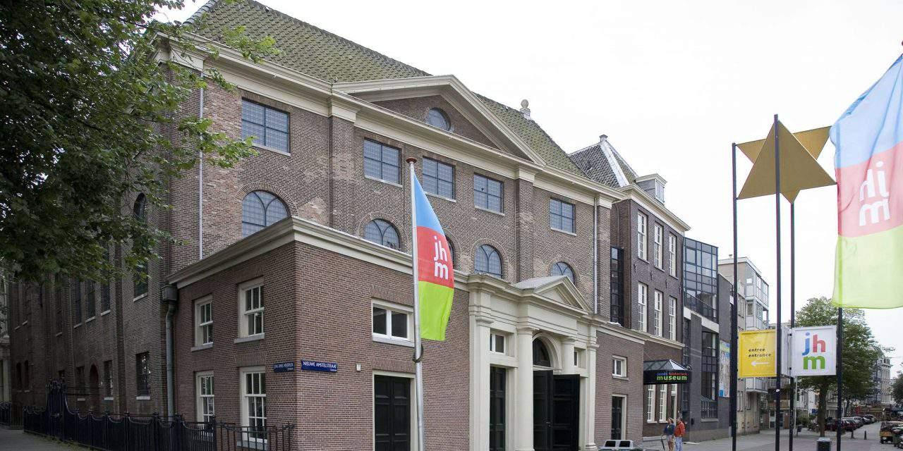 Amsterdam museum shows Hungarian avant-garde