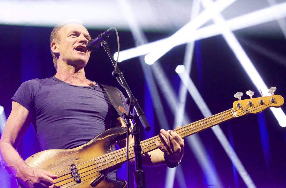 This is why Sting loves Hungary
