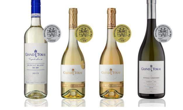 Tokaj wines to win in Bordeaux