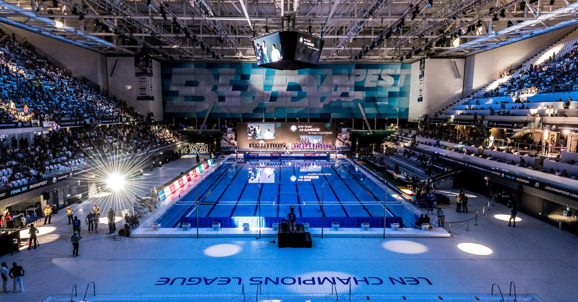 FINA satisfied with preparations for 2017 World Aquatics Championships