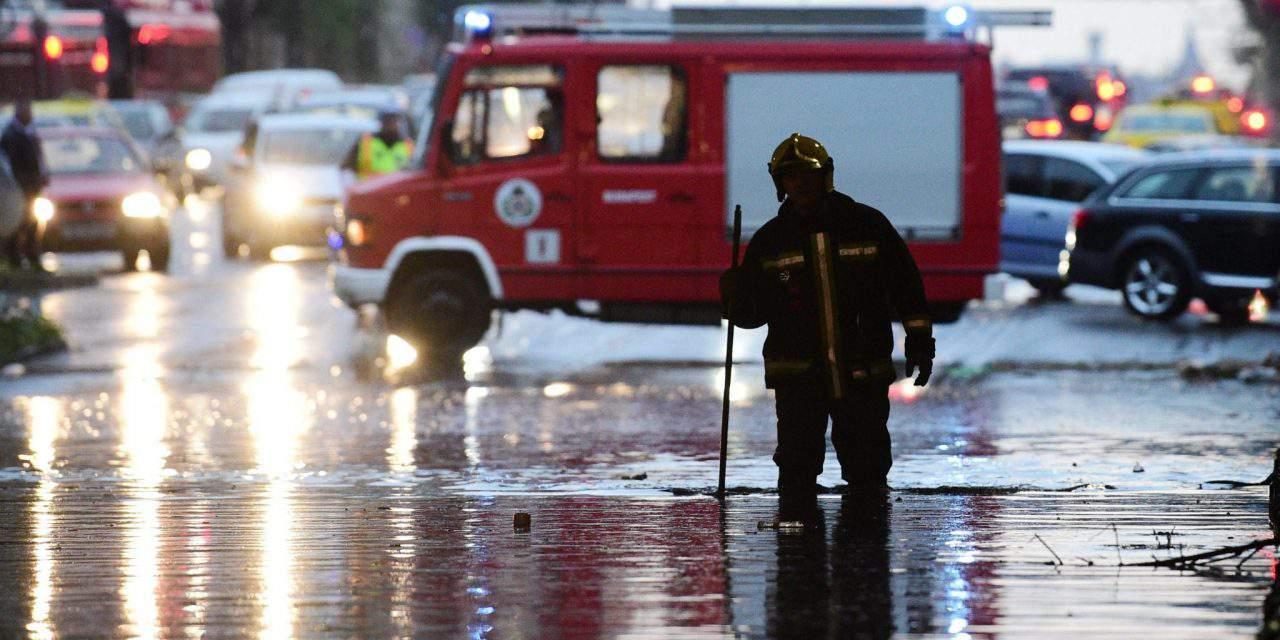 Storm on Tuesday causes multiple million euros damage