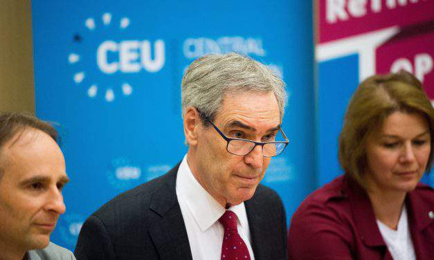 CEU to stay in Budapest for 2017-2018 academic year