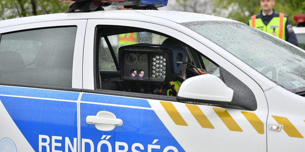 Record-holder on Hungarian freeways with 287 fees