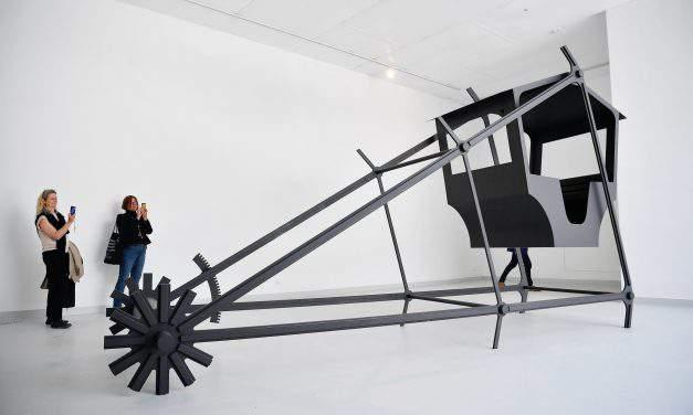 Hungarian pavilion opens at Venice Biennale – Photos