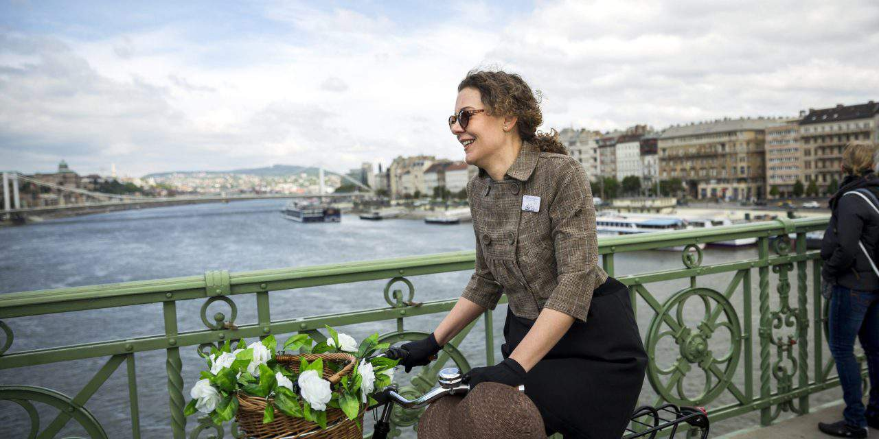 Cycle tracks to be built in Budapest