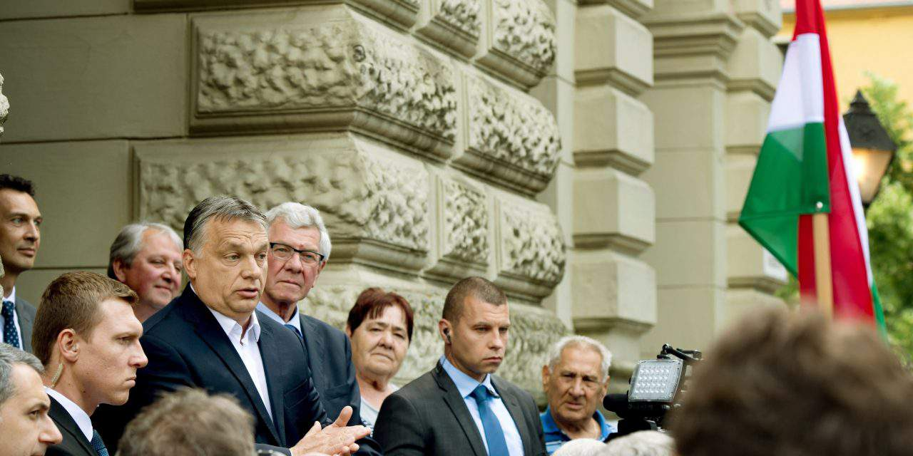Orbán twice as popular as Socialist rival Botka