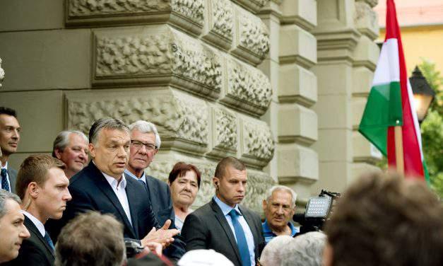 Orbán twice as popular as Socialist rival Botka
