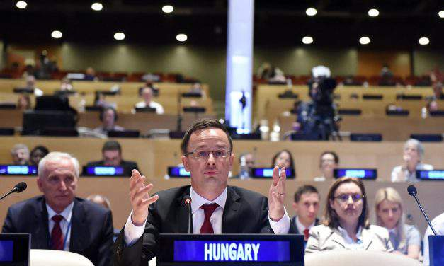 Digitalisation a pathway to reducing poverty, says Hungarian foreign minister in NY