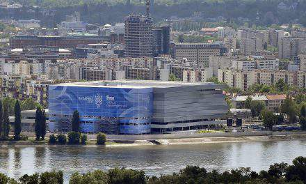 Budapest's Danube Arena to host the greatest water polo players of Europe