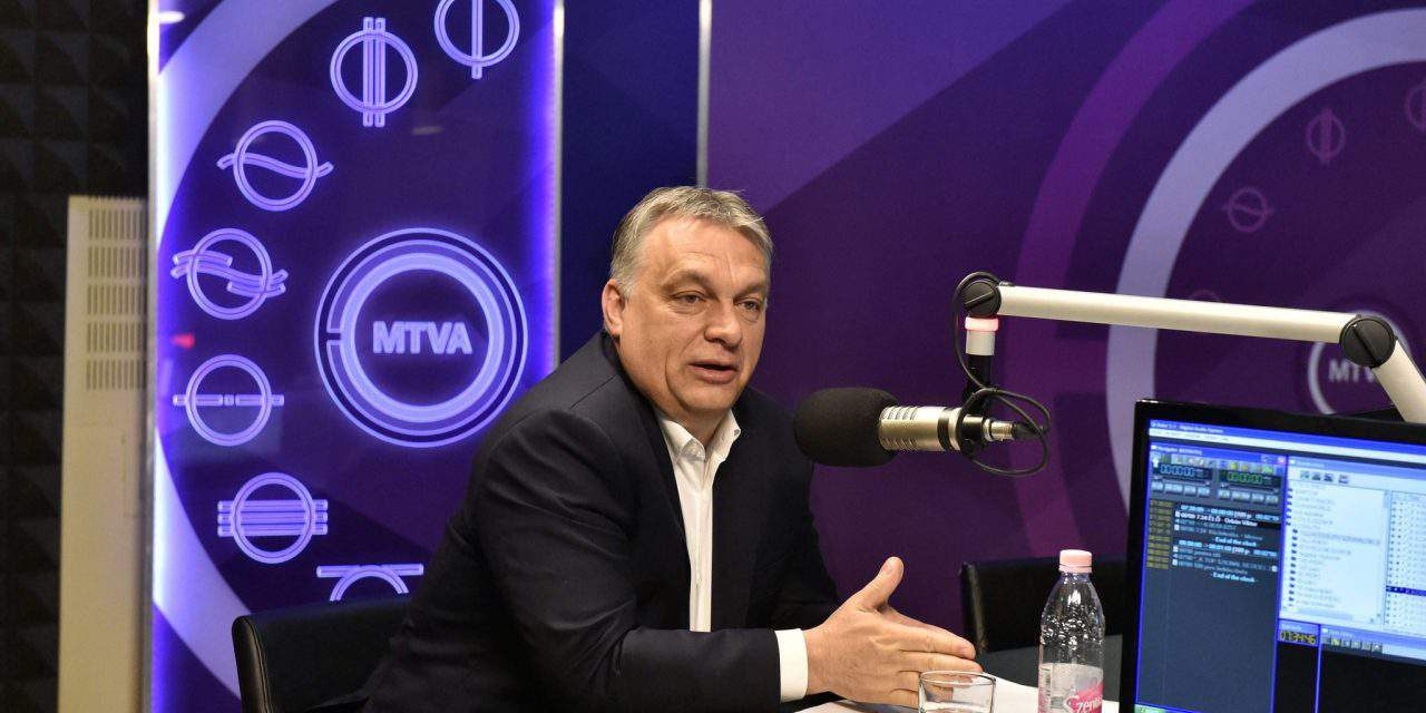 Orbán: EP resolution against Hungary a 'Soros report'