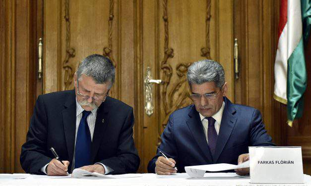 Fidesz, Lungo Drom renew electoral agreement