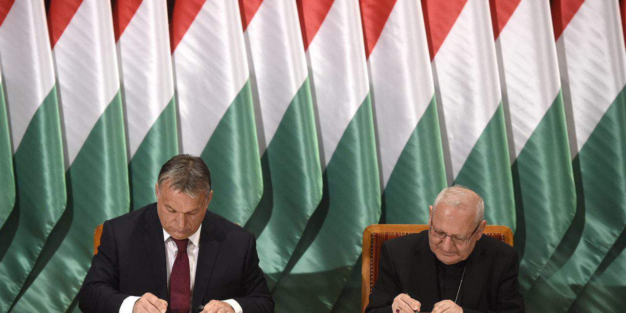 Orbán signs agreement on restoring homes of Iraqi Christians