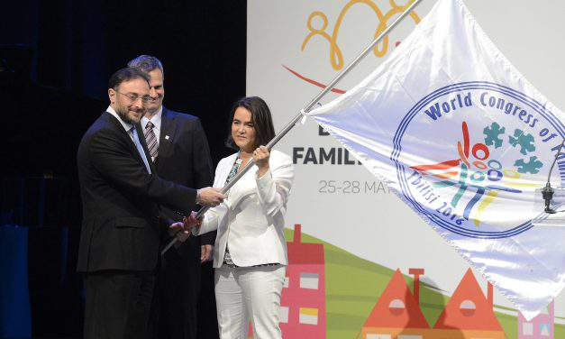 World congress of families ends with closing statement