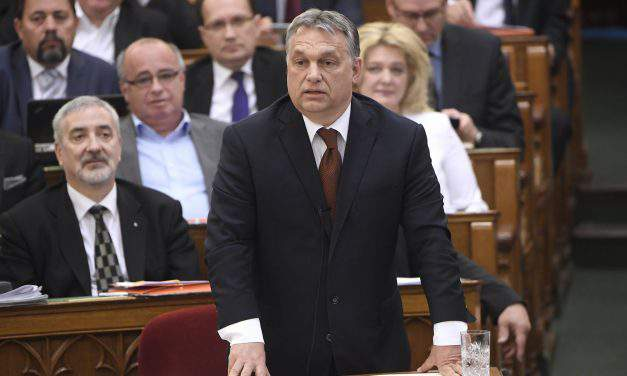 Secret services say no incriminating Russia info on PM Orbán