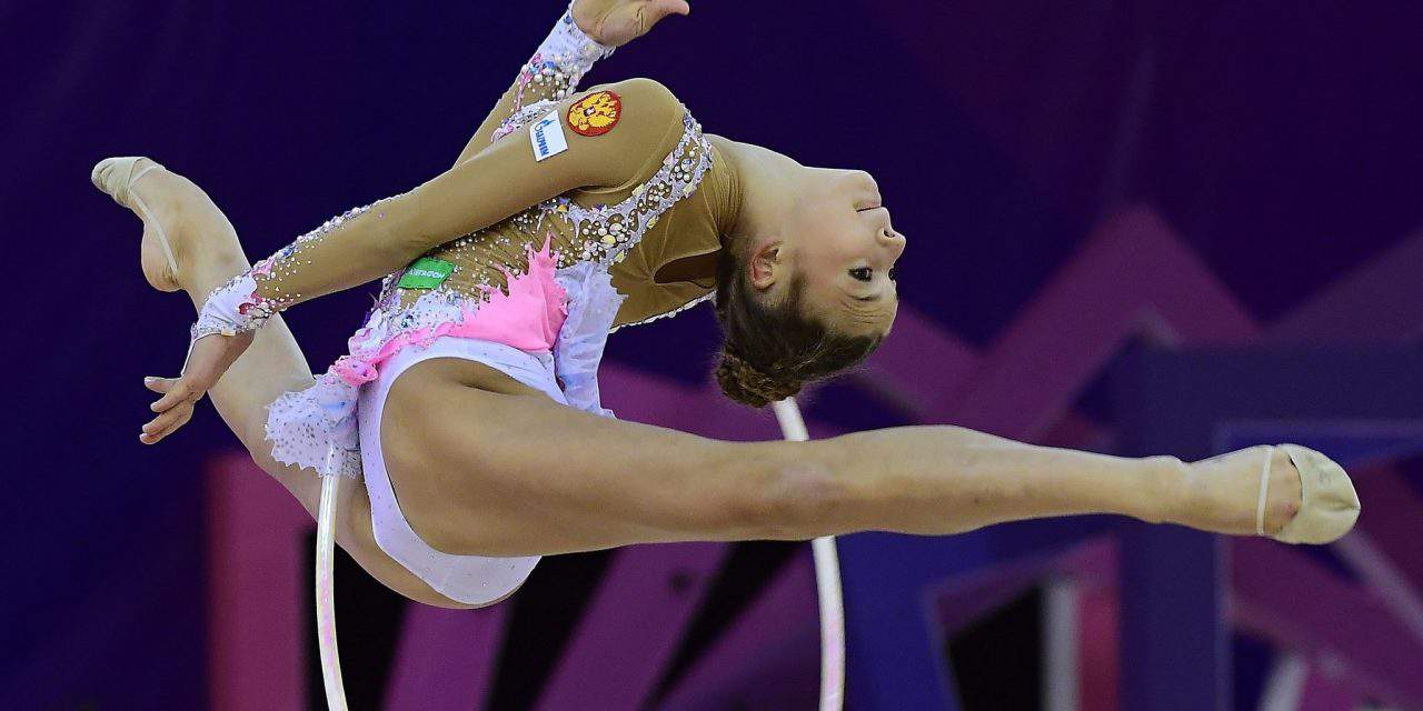 Russia in the lead after day one of the RG European Championships in Budapest