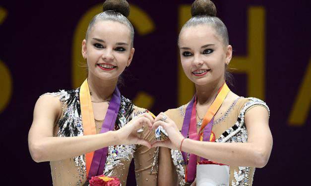 Russia triumphs in Rhythmic Gymnastics European Championships in Budapest
