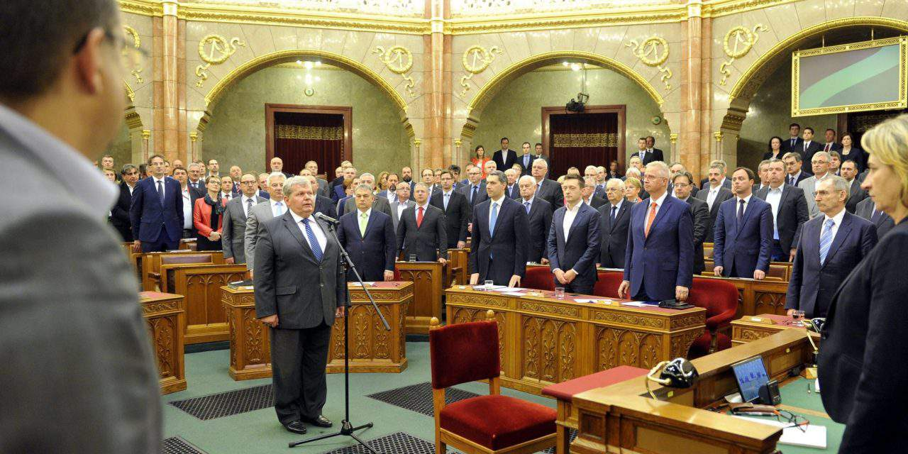 Süli sworn in as minister in charge of Paks upgrade