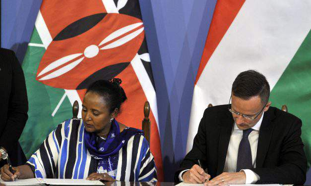 Hungary, Kenya sign economic agreement