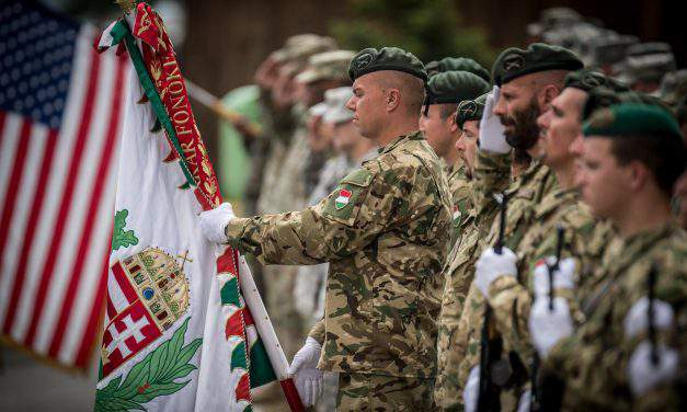 Hungary's defence receives spending boost