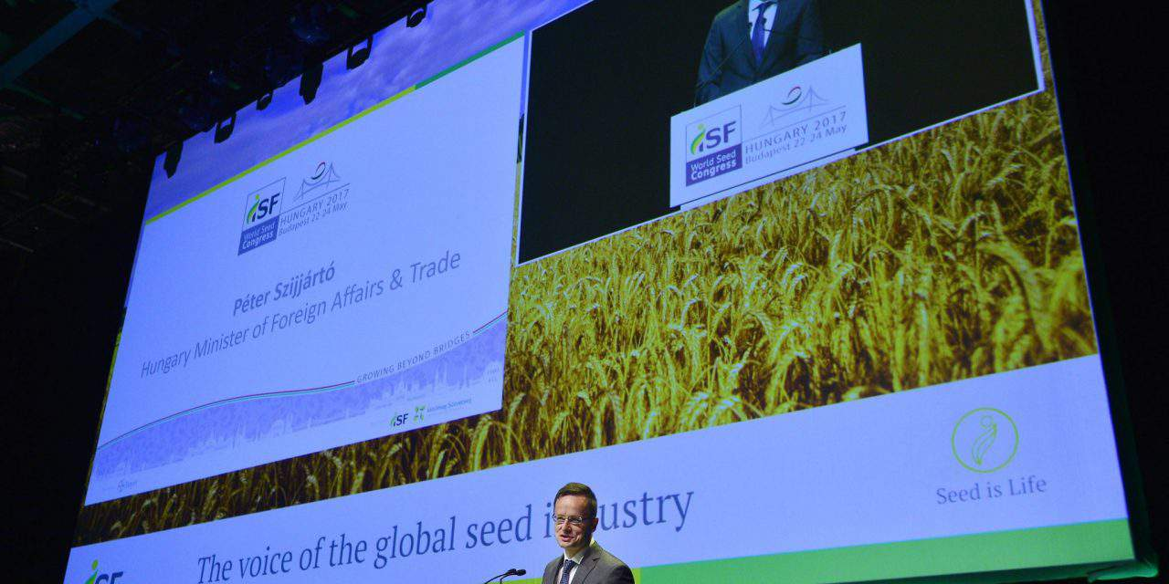 World Seed Congress holds four-day congress in Budapest