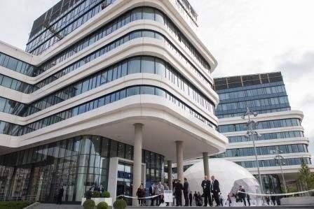 nokia budapest térkép Nokia Skypark opens in Budapest | Daily News Hungary nokia budapest térkép
